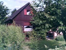 Garten mit Laube in Hannover-Kleefeld