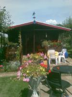 Garten mit Laupe
