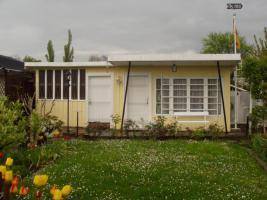Garten mit Strom/Wasser/Laube und Sommerlaube in Leipzig Gohlis-S�d