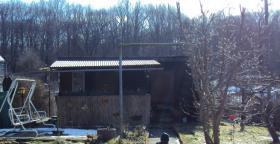 Garten in chemnitz borna ''Waldfrieden''