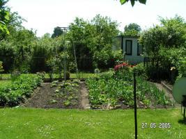 Garten in schöner Lage