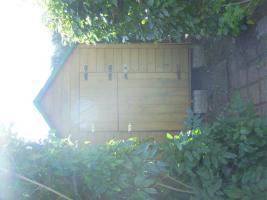 Foto 2 Garten-/Kinderspiel-Häuschen aus Holz
