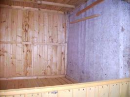 Foto 3 Garten-/Kinderspiel-Häuschen aus Holz