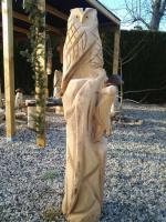 Gartendeko, Skulpturen