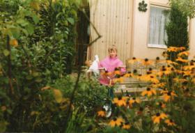 Gartengrundst�ck
