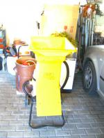 Gartenhäcksler Häcksler Schredder AL-KO Dynamic H 1800 RS