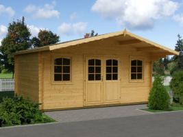 Foto 10 Gartenhäuser, Gartenpavillons, Fasssauna, Blockhäuser
