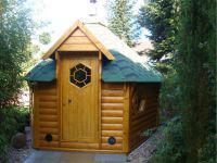 Foto 5 Gartenhäuser, Pavillon, Grillkota, Fasssauna, Saunafass, Saunakota, Grillkota NH 6,9-NH 16,5, nordische Fasssauna, Saunabau, ..