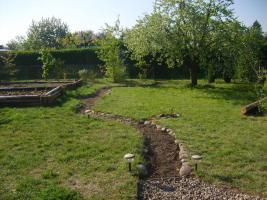 Foto 5 Gartenhaus und Garten