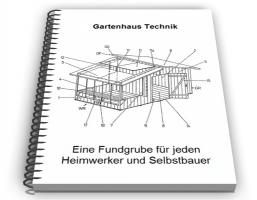 Gartenhaus - Technik