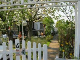 Foto 2 Gartenlaube mit Pachtland im Kleingartenverein