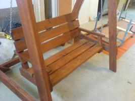 Foto 4 Gartenmöbel aus Holz