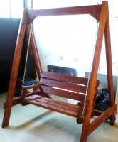 Foto 5 Gartenmöbel aus Holz