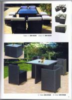 gartenm bel aus kunstoff rattan in ludwigsburg von privat. Black Bedroom Furniture Sets. Home Design Ideas