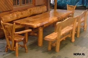 Foto 12 Gartenmöbel aus Massivholz