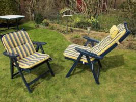 Foto 2 Gartenmöbel Sitzgarnitur Kettler sehr guter Zustand