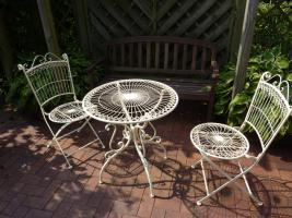 Foto 3 Gartensitzgruppe - venezianisch