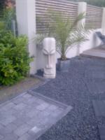 Foto 2 Gartenskulpturen! 105 cm hoch!!!