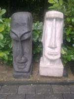 Foto 3 Gartenskulpturen! 105 cm hoch!!!