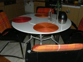 Foto 8 Gartentisch Grilltisch   TischgrillTisch Grill Esstisch Bistrotisch Küchentisch