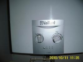 Gas Durchlauferhitzer