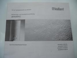 Foto 4 Gas-Durchlaufwasserheizer atmoMAG Vaillant