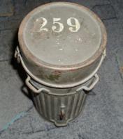 Gasmaske des Luftschutzes von 1941