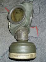 Foto 3 Gasmaske des Luftschutzes von 1941