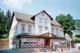Gasthaus mit Pension und Wohnung im Schwarzatal, Thüringen