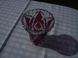 Foto 4 Gebe eine Bleikristallvase von Nachtmann ab.
