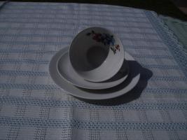 Foto 3 Gebe ein neues Teeservice von Scherzer Bavaria ab.