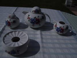 Foto 4 Gebe ein neues Teeservice von Scherzer Bavaria ab.