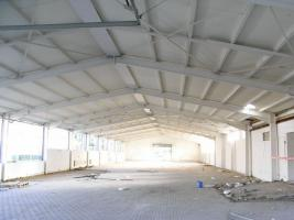 Foto 2 Gebrauchte Abstellhalle/ Gewerbehalle/ Industriehalle/ Lagerhalle/ Stahlhalle