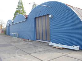 Foto 6 Gebrauchte Abstellhalle/ Gewerbehalle/ Industriehalle/ Lagerhalle/ Stahlhalle