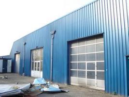 Foto 7 Gebrauchte Abstellhalle/ Gewerbehalle/ Industriehalle/ Lagerhalle/ Stahlhalle