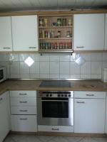 Gebrauchte Einbauküche