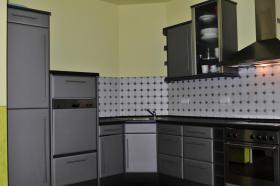 Gebrauchte Einbauküche in Top-Zustand