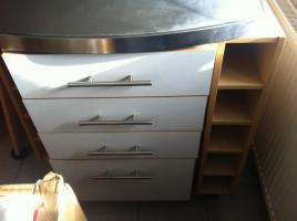 Foto 2 Gebrauchte Küche wegen Umzug zu verkaufen!