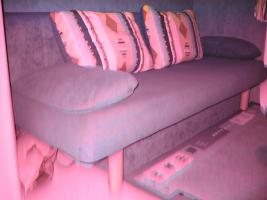Foto 3 Gebrauchte Schlafsofa in guten Zustand günstig zu verkaufen