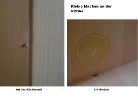 Foto 6 Gebrauchte Wohnwand aus massiver Westfalenbuche