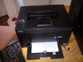 Foto 6 Gebrauchten Gamer PC für Einsteiger mit Color Laser Drucker DELL 1250c