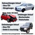 Gebrauchtwagen Motorschaden Borchen Unfallwagen