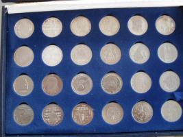 Foto 2 Gedenkmünzen 10 DM und 5 DM