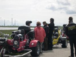 Foto 3 Geführte Trike-Touren durch Friesland , Ostfriesland, Nordseeküste