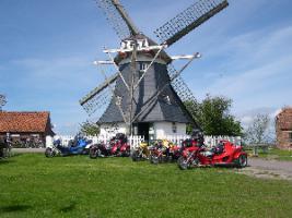 Foto 6 Geführte Trike-Touren durch Friesland , Ostfriesland, Nordseeküste