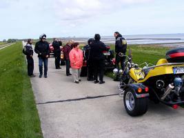 Foto 7 Geführte Trike-Touren durch Friesland , Ostfriesland, Nordseeküste