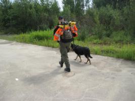 Foto 5 Gel�nde Training Loveparade Gel�nde , Security Rescue �bung in Duisburg 2009 VFSDS