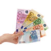 Geld statt Handy bis 2.500, - €