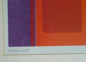 Foto 3 Gemälde moderne Grafik (B051)