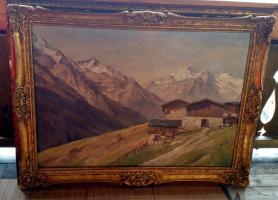 Gemälde - Josef Hlobil - Öl auf Leinwand - TOP Werk! - gelistet